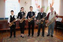 Ансамбль саксофоністів