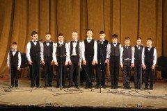 Вокальний ансамбль хлопчиків