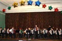 Оркестр баяністів і акордеоністів