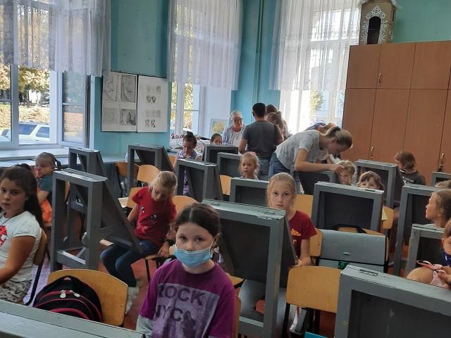 Відбулися вступні іспити на всіх відділеннях школи.