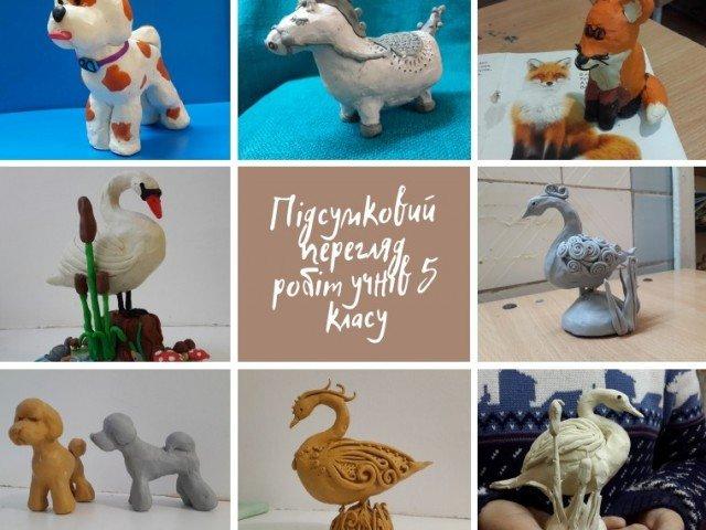 Гулянок Наталія Євгенівна Перегляд екзаменаційних робіт