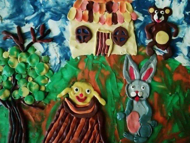 """Перегляд творчих робіт учнів 4-А класу театрального відділу з предмету """"виготовлення ляльки"""""""
