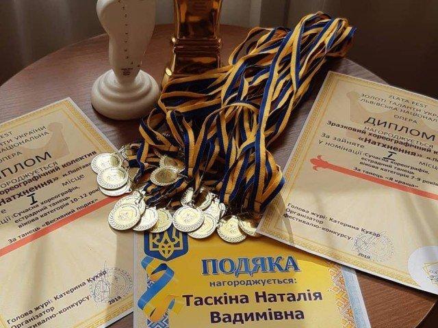 Злата Фест – Золоті таланти 2019