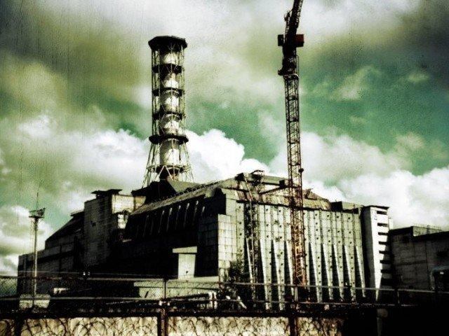 Вірш Марії Яновської «Чорнобильська трагедія»