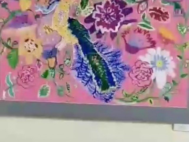 Виставка робіт учнів 3 класу відділу образотворчого мистецтва