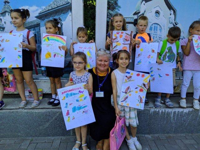Навчанняу Полтавський міський школі мистецтв набирає обертів.