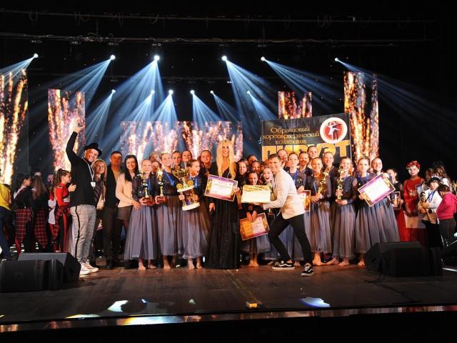 """Міжнародний фестиваль-конкурс талантів """"European talent show"""" м. Дніпро."""